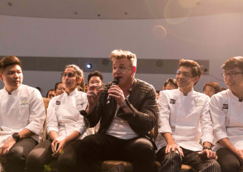 WATCH: Gordon Ramsay on his early struggles, and why he's blunt and brutal