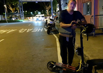 E-scooter and other PMD users caught riding on roads to face stiffer fines from Jan 15
