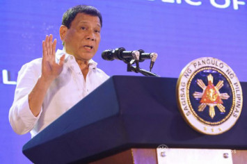 China has promised to protect the Philippines: Duterte
