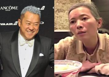 Eric Tsang denies raping Yammie Lam