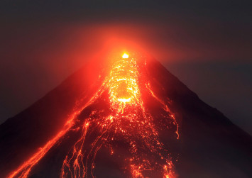 Philippines prepares for three-month-long volcano emergency