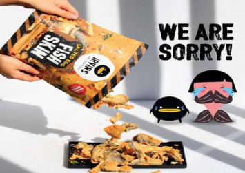 Irvins Salted Egg apologises for dead lizard found in fish skin snack packet, offers refunds
