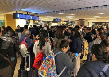 Scoot passengers back in Singapore 2 days after delay in Taipei