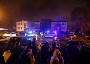 5 teens dead in Polish escape room fire