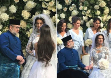 Malaysian King abdicates: 5 things about the Russian ex-beauty queen he reportedly wed