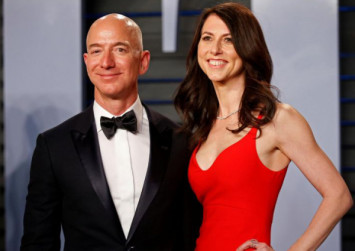 World's richest man, Amazon CEO Jeff Bezos to divorce after 25 years of marriage