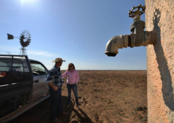 Drought-hit Australia had third-warmest year on record in 2018