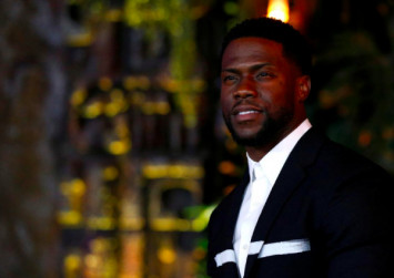'I'm over it': Comedian Kevin Hart rules out hosting the Oscars