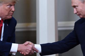 Trump under fresh scrutiny over relationship with Putin