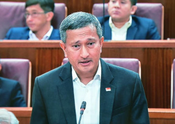 Singapore will discuss outstanding issues with Malaysia in calm, reasonable, focused manner, says Vivian Balakrishnan