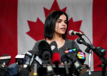 Saudi teen refugee Rahaf Mohammed al-Qunun, now safe in Canada, wants to fight for other women