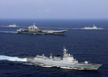 China hits out at 'absurd' claims about military capacity