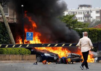 Bangkok-based Dusit chain 'extremely saddened' by attack on Nairobi hotel