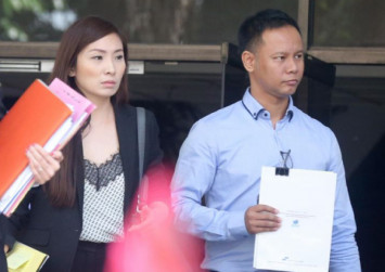 Married couple who ordered maid to pour hot water on herself convicted of abuse