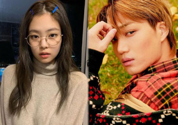 EXO's Kai and Black Pink's Jennie reportedly dating