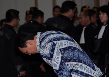 'Call me BTP, not Ahok,' says former Jakarta governor