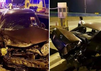 Penang Bridge crash: Vios driver tests positive for drugs
