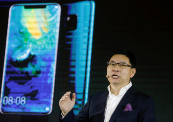 China's Huawei books record sales in its smartphone business