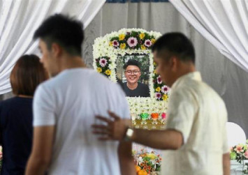 Penang Bridge crash: Family shows strength in Moey's death