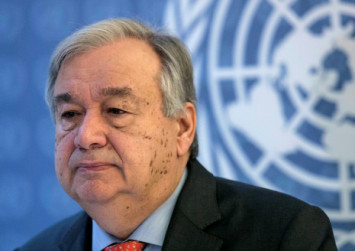 'We are losing the race' on climate change: UN chief