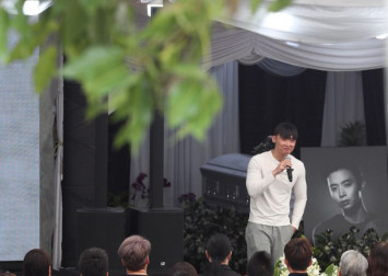 Aloysius Pang's last words to mum: 'Mum, don't cry, otherwise I will cry too'