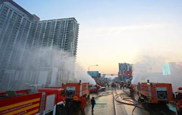 Bangkok pollution takes temporary break