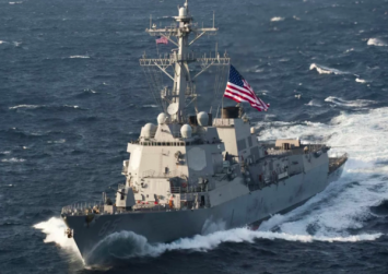 Vietnam risks Beijing's ire as it uses US freedom of navigation exercise to stake its claim in South China Sea