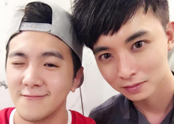 Ian Fang wants to help complete Aloysius Pang's unfinished projects
