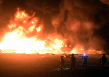 Fuel pipeline blaze in Mexico kills at least 73