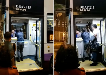 Mainland Chinese women attack Hong Kong bus driver in viral video