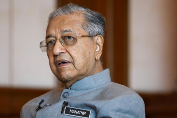 'We're doing better compared to others': Mahathir