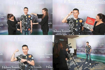 Former world No. 1 shuttler Lee Chong Wei to be immortalised in wax