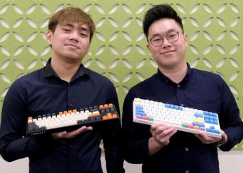 New local start-up Tempest banging on mechanical keyboards