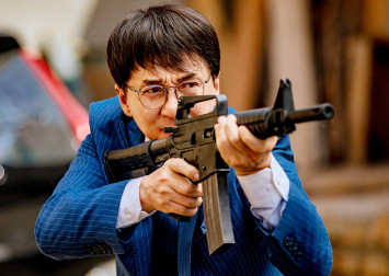 Jackie Chan: I've nearly lost my life over 200 times