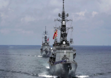 Wi-fi warships: Japan's plan to lure millennials to the military
