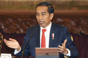City with population 'equal' to New York, London: Jokowi seeks investment for new capital