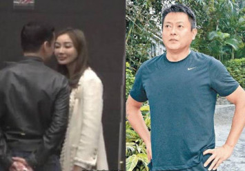 Marco Ngai's wife caught cheating on him with foreign banker