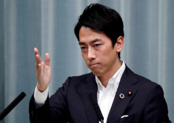 Japan minister Shinjiro Koizumi to take paternity leave, aims to be role model for working dads