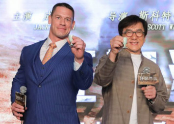 John Cena: Jackie Chan has taught and helped me in more ways than he will ever know
