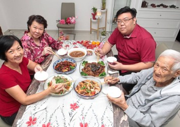 Malaysian home cook shares simple, auspicious CNY recipes