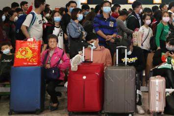 China coronavirus: Hong Kong officials 'not doing enough to stop spread'