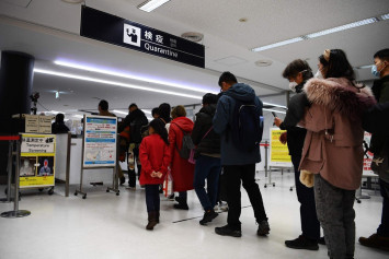 Chinese told to comply with airport checks after woman 'evaded' screening