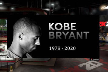 NBA 2K20 pays touching in-game tribute to late superstar Kobe Bryant