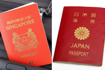 Singapore passport ranked 2nd most powerful in the world, after Japan