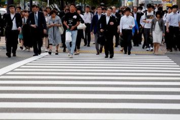 Japanese suicides decline to lowest level in over 40 years
