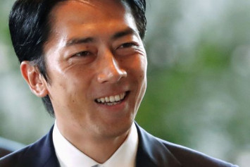 It's a boy: Shinjiro Koizumi becomes first Japanese Cabinet member to go on paternity leave