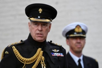 Britain's Prince Andrew accused of 'zero cooperation' in FBI's Epstein probe