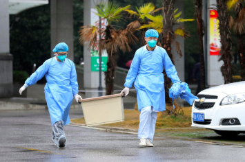 Wuhan virus: Death toll from virus outbreak in China almost doubles to 17