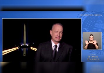 Lady Gaga, Tom Hanks bring star power to emotional, multicultural Biden inauguration