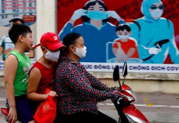Vietnam reports first case of new coronavirus variant